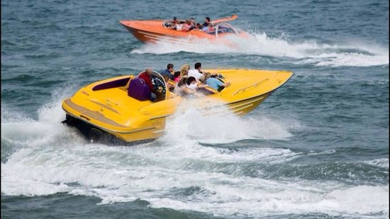 Bridlington Speed Boat Rides