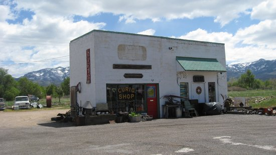 Fillmore (UT) United States  city images : ... Next Door... Picture of Cluff's Carhop Cafe, Fillmore TripAdvisor