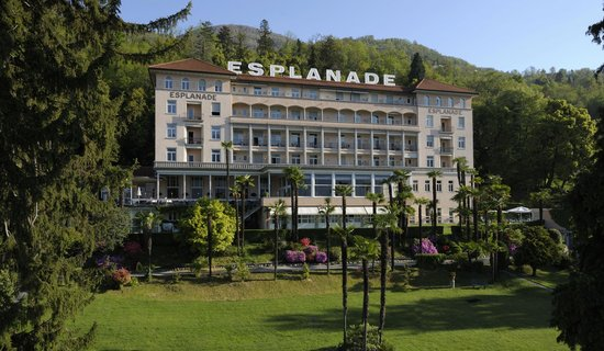 Photo of Esplanade Hotel Resort & SPA Minusio