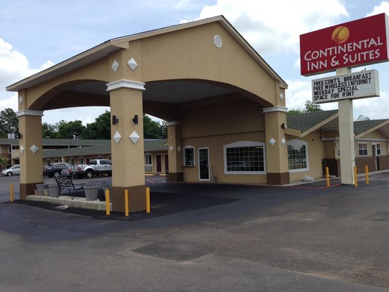 Photo of Continental Inn & Suites Nacogdoches