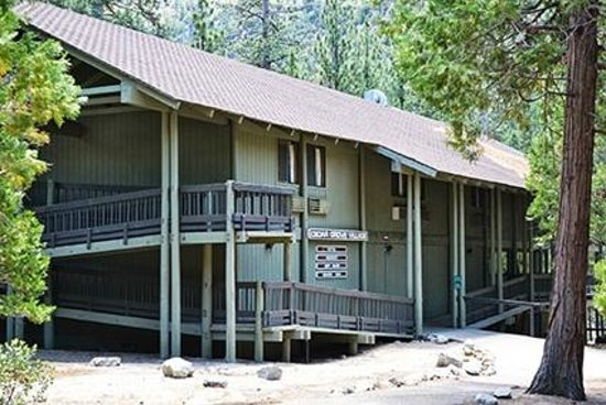 Photo of Cedar Grove Lodge Sequoia and Kings Canyon National Park