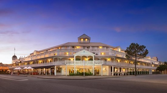 Esplanade Fremantle - by Rydges Hotel