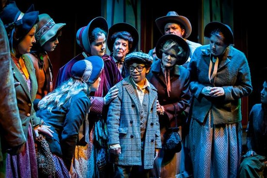 Greenbrier Valley Theatre: The Greenbrier Ghost, 2014