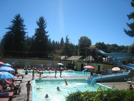Photo of Riverside Resort And Campground Qualicum Beach