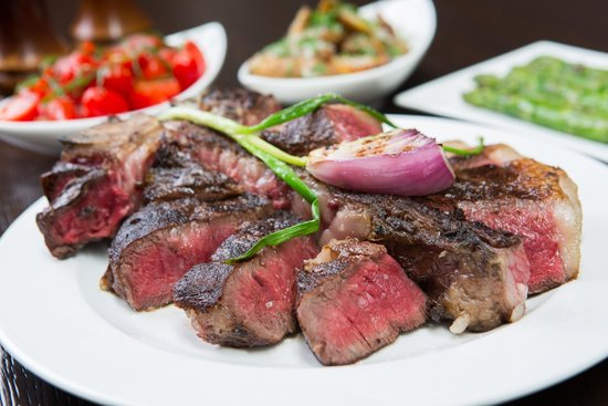 Bistecca Tuscan Steakhouse: Bistecca alla Fiorentina - our signature 1 ...