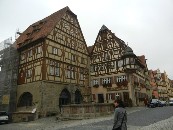 Nemačka  Rothenburg