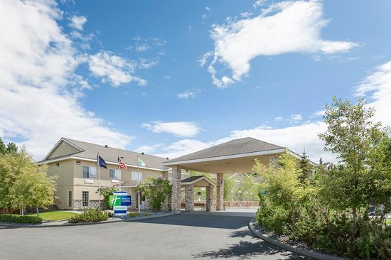 Holiday Inn Express Anchorage Hotel