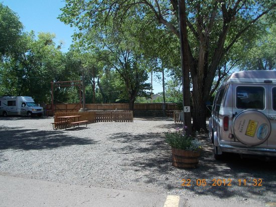 Rv Park Site Picture Of Silver City New Mexico