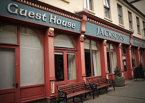‪Jacksons Restaurant & Guesthouse‬