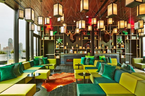 Cloud Bar Picture Of CitizenM New York Times Square New York City TripAd