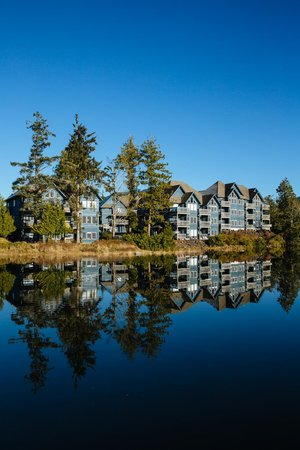 Photo of Waters Edge Resort at Pacific Rim Ucluelet