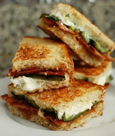 Green Goddess Grilled Cheese Panini Recipes — Dishmaps