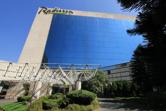 Radisson Paraiso Hotel Mexico City
