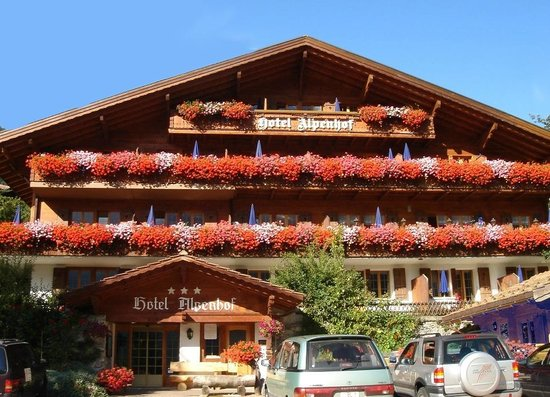 Photo of Hotel Alpenhof Grindelwald
