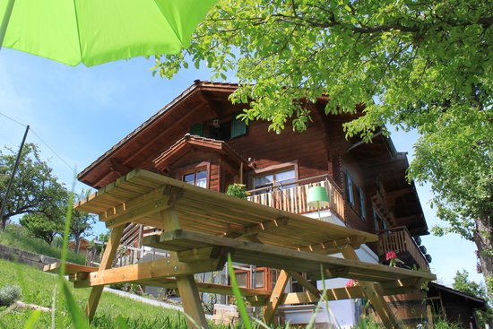 chambre d hote chalet