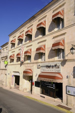 Photo of Hotel de l'Ecu Jonzac