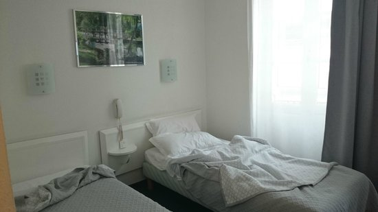 Hotel Ours Blanc Centre: chambre