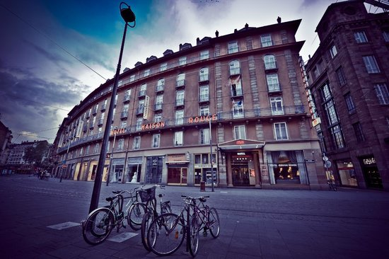 Photo of Maison Rouge Hotel Strasbourg