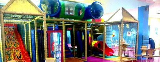 Kids Soft Play Area Kingdom Soft Play Area