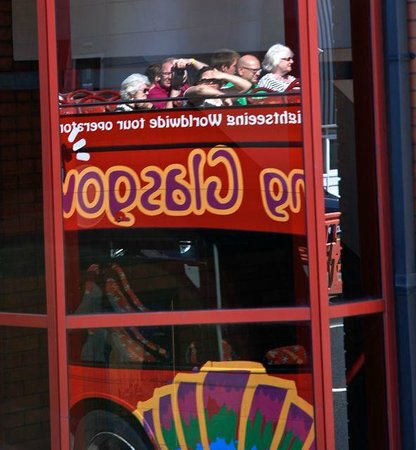 City Sightseeing Glasgow- Day Tours