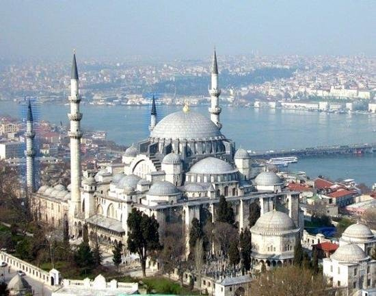 Fantastic - Picture of Suleymaniye Mosque, Istanbul ...