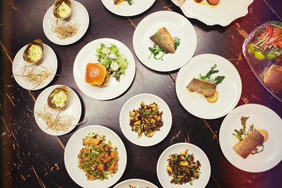 Cleveland, OH: We don't have to brag about our restaurants. The food networks and James Beard Foundation have b