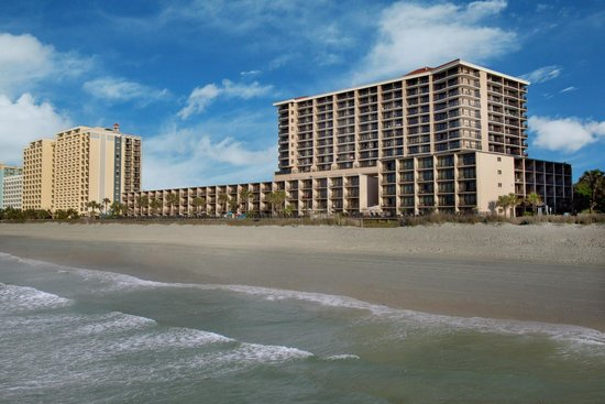 Photo of Compass Cove Oceanfront Resort Myrtle Beach