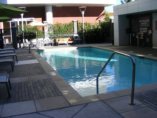 Swimming Pool And Lounge Area Picture Of Hyatt House San Jose Silicon Valley San Jose