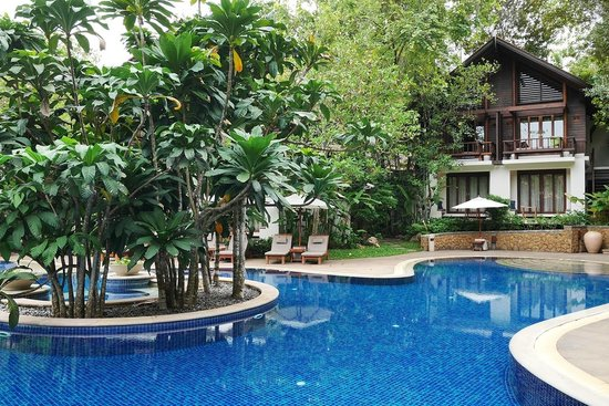 Pool picture of the tubkaak krabi boutique resort nong for Boutique hotel krabi