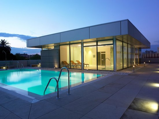Swimming pool picture of nh collection sevilla seville - Swimming pool seville ...