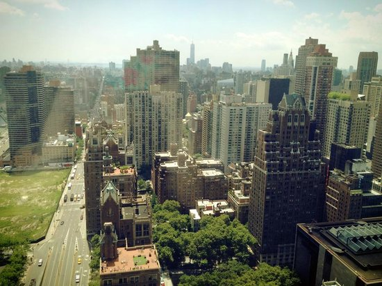 ONE UN New York: Beautiful View from #3420!