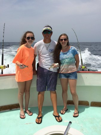 Charter fishing trips in panama city beach florida html for Panama city beach charter fishing