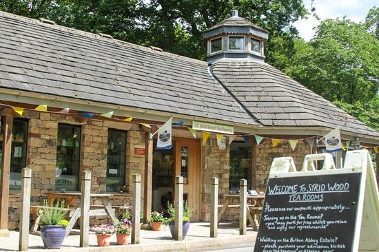 Strid Wood Tea Rooms
