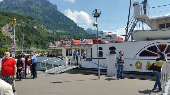 Vier Waldstattersee Culinary Cruises