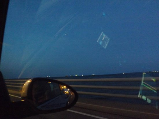 inside the first tunnel picture of chesapeake bay bridge