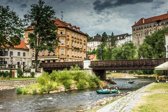 Photo of Hotel Dvorak Cesky Krumlov
