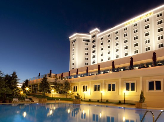 Allstar Ikbal Thermal Resort Hotel
