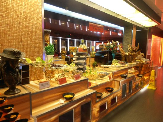 Food Stations Picture Of Red Hot World Buffet And Bar