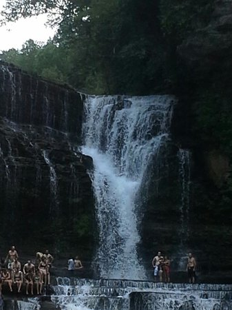 Cookeville, TN: Falls
