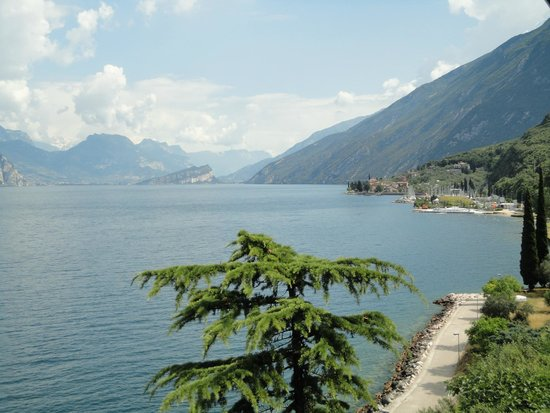 Piccolo Hotel: View of  Riva from Hotel