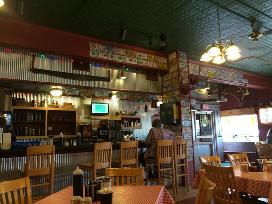 Frederic, WI: Bean's counter