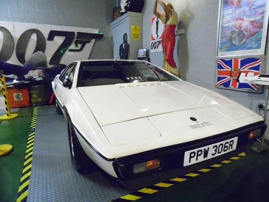 Bo'ness United Kingdom  city images : Lotus Esprit Picture of Bo'ness Motor Museum, Bo'ness TripAdvisor