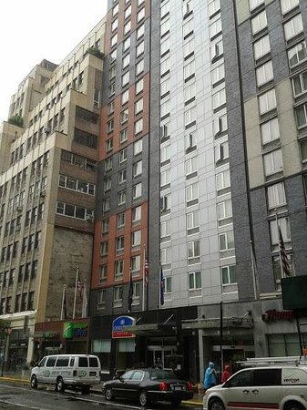 Candlewood Suites New York City Times Square: The Hotel