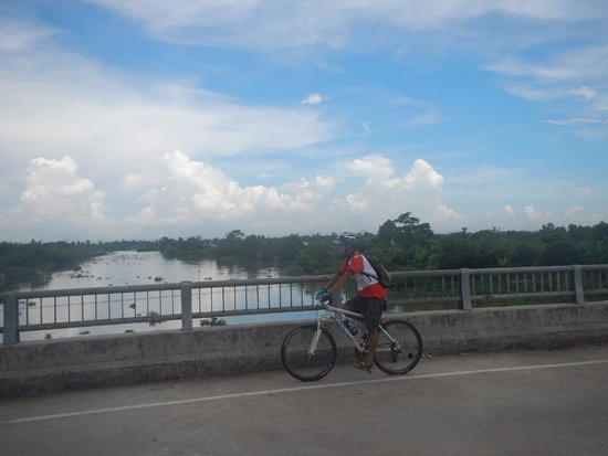 Vietnam Backroads - Bicycle Tours: There are some fantastic vistas in southern Vietnam.