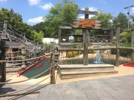 Adventure Landing Raleigh Nc Hours Address Amusement