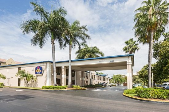 BEST WESTERN  Fort Lauderdale Airport/Cruise Port Hotel