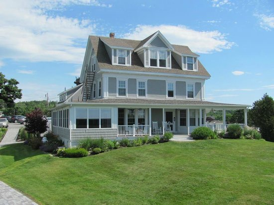 Photo of Topside Inn Bed and Breakfast Boothbay Harbor