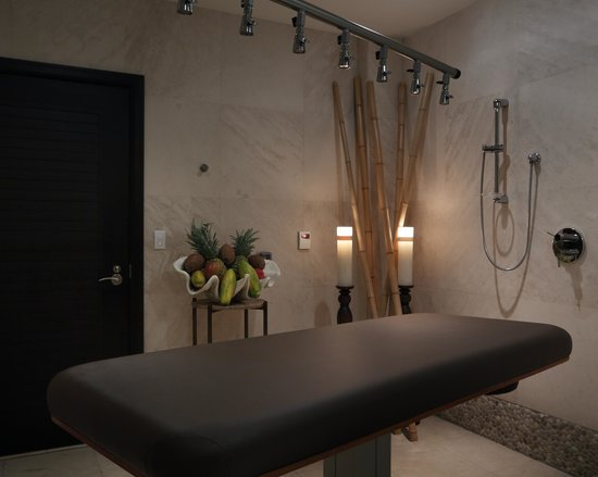 vichy shower kurs an invigorating water treatment for body treatments that utilizes 7 showerh. Black Bedroom Furniture Sets. Home Design Ideas