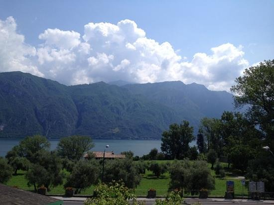 Hotel Fioroni: lovely view from our room