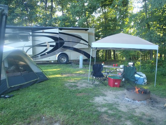 Salt Fork Campgrounds